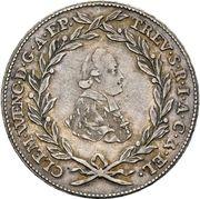 10 Kreuzer - Clemens Wenzel von Sachsen – avers