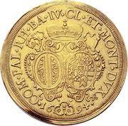10 Ducat - Alexander Sigismund von Pfalz-Neuburg – revers