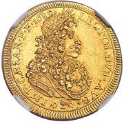 1 ducat Leopold – avers