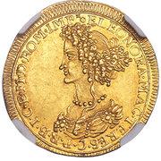 1 ducat Leopold – revers