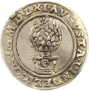 10 kreuzer Ferdinand I – avers