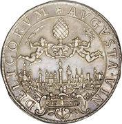 ½ Taler - Ferdinand II – avers
