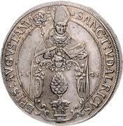 1 Thaler (St. Ulrichstaler) – avers