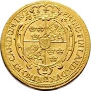 1 Ducat - Gustav II. Adolf – revers