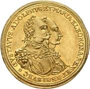 2 Ducat - Gustav II. Adolf – avers