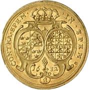 2 Ducat - Gustav II. Adolf – revers
