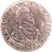 Replica - 1645 Ferdinand III Thaler – revers