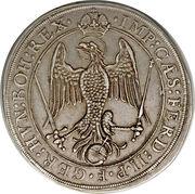 1 Taler - Ferdinand II – revers