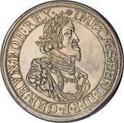 1 Taler - Ferdinand III – revers