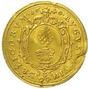 1 ducat Ferdinand III – avers