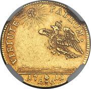 1 ducat Karl VI – revers