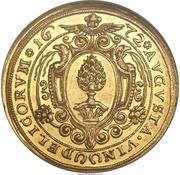 2 ducats Leopold I. – avers