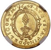 1 ducat Ferdinand III. – avers