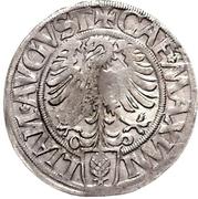 ½ Batzen - Eberhard IV. von Eppstein-Königstein – revers