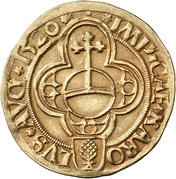 1 Goldgulden - Eberhard IV. von Eppstein-Königstein-Rochefort – avers