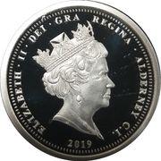 1 Pound - Elizabeth II (Remembrance Day) – avers