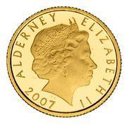 1 Pound - Elizabeth II (4ème portrait ; Princesse Diana) – avers