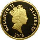 1 Pound - Elizabeth II (4ème portrait; reine Elizabeth I) – avers