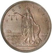 1 Penny (John Martin - Adelaide, South Australia) -  avers