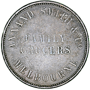 Annand Smith Co. Family Grocers -  avers