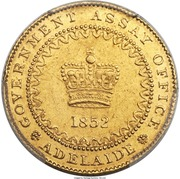 1 Pound - Victoria
