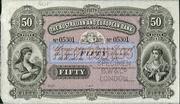 50 Pounds (Australian and European Bank) -  avers