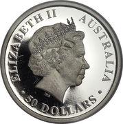 50 Dollars - Elizabeth II (4th portrait;