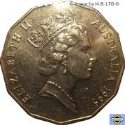 50 Cents - Elizabeth II (Edward