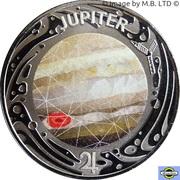 50 Cents - Elizabeth II (Planetary Coins - Jupiter) – revers