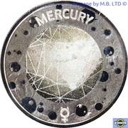 5 Cents - Elizabeth II (Planetary Coins - Mercury) -  revers