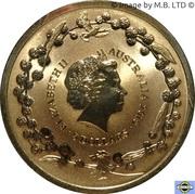 5 Dollars - Elizabeth II (Distinctly Australian) -  avers
