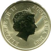 1 dollar Australie Méridionale -  avers