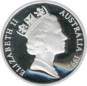 5 dollars James Cook -  avers