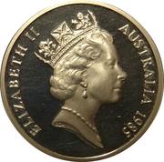 10 cents Elizabeth II (3e effigie) -  avers