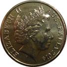 1 Dollar - Elizabeth II (4e Portrait: