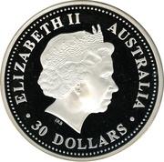 30 Dollars - Elizabeth II (4th portrait;