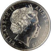 20 cents - Elizabeth II (4ème effigie) -  avers