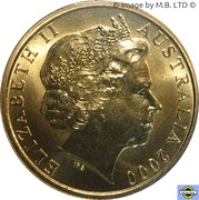 5 dollars JO 2000 Escrime -  avers