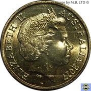 2 Dollars - Elizabeth II (Possum Magic - Happy Hush) -  avers