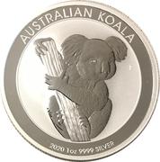 1 Dollar - Elizabeth II (Koala) -  avers