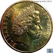 1 dollar - Elizabeth II (Suffrage des femmes) -  avers