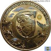 1 Dollar - Elizabeth II (4th portrait; Alphabet Collection - Letter C) -  avers