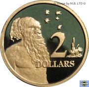 2 dollars - Elizabeth II (4e effigie) -  revers