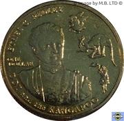 1 Dollar - Elizabeth II (4th portrait; Ethel C. Pedley - Dot and the Kangaroo) -  revers