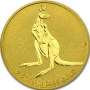 2 Dollars - Elizabeth II (kangaroo) -  revers