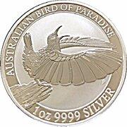 Bird of Paradise -  revers