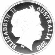 5 Dollars - Elizabeth II (S.25 SANDRINGHAM) -  avers