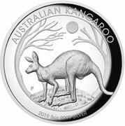 8 Dollars - Elizabeth II (Australian Kangaroo) -  revers