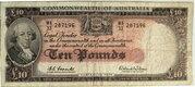 10 Pounds (Reserve Bank) – avers