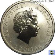 1 Dollar (Christmas 2013) -  avers